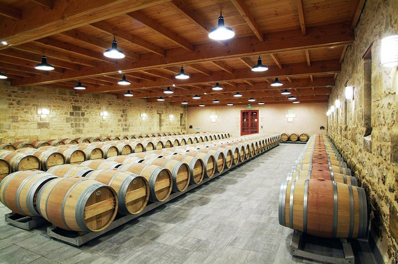 Sommailier French Wine Barrels Margaux Denis