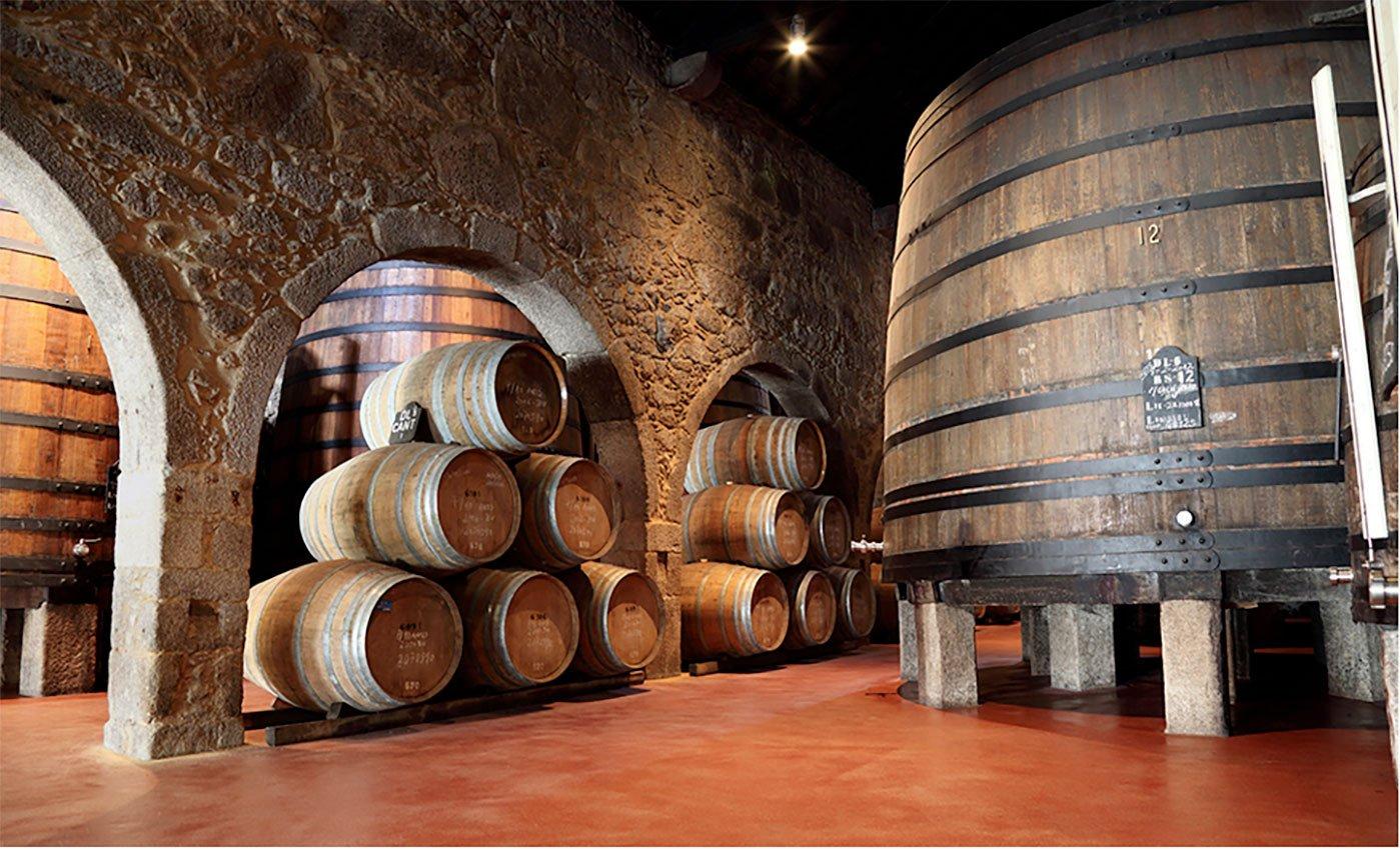 Sommailier Wine Club Barrels