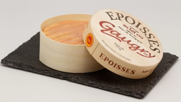 Pairing Epoisses with red wine