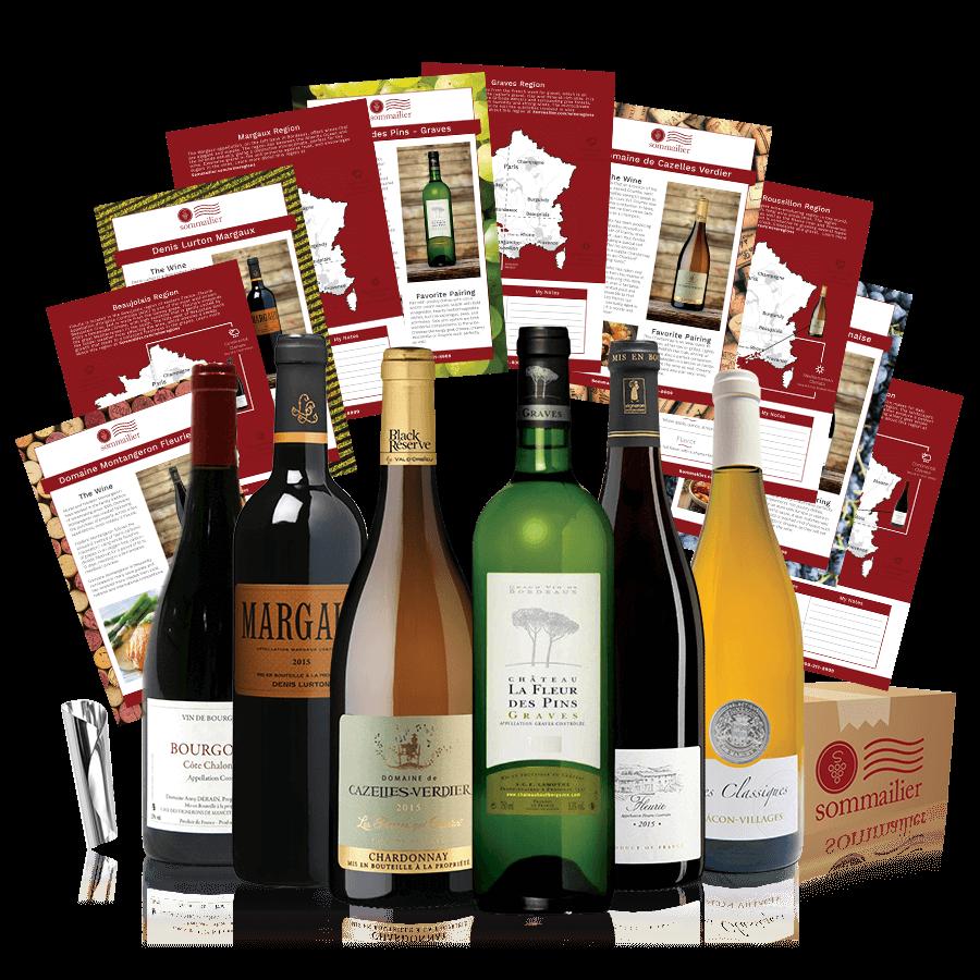 French Wine Club byThe Best Wine Club
