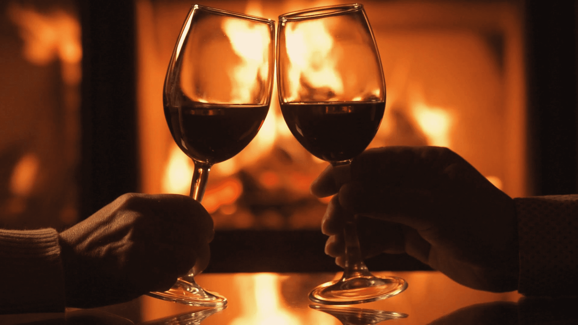 Why French Wine is the Most Romantic Valentine's Gift - Romantic Fireside Wine