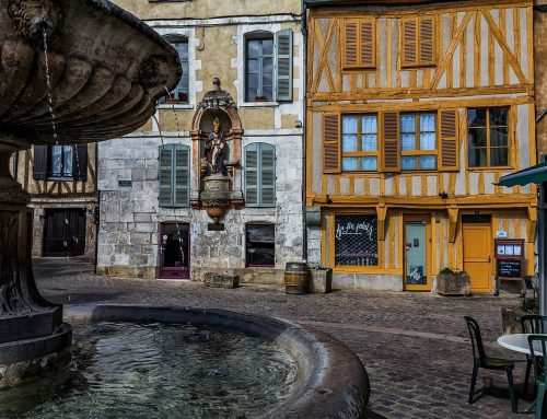 Fall In Love With France: Burgundy