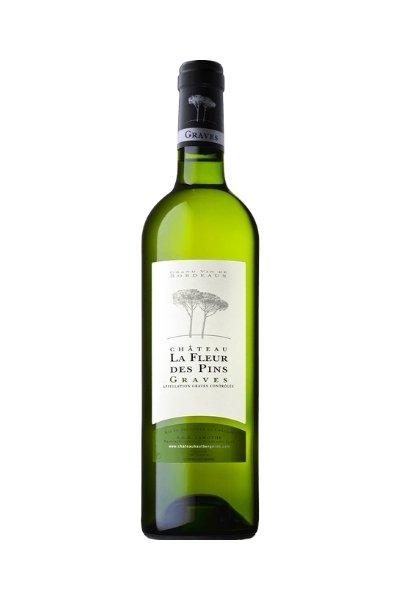 La Fleur des Pins - dry white wine from Bordeaux