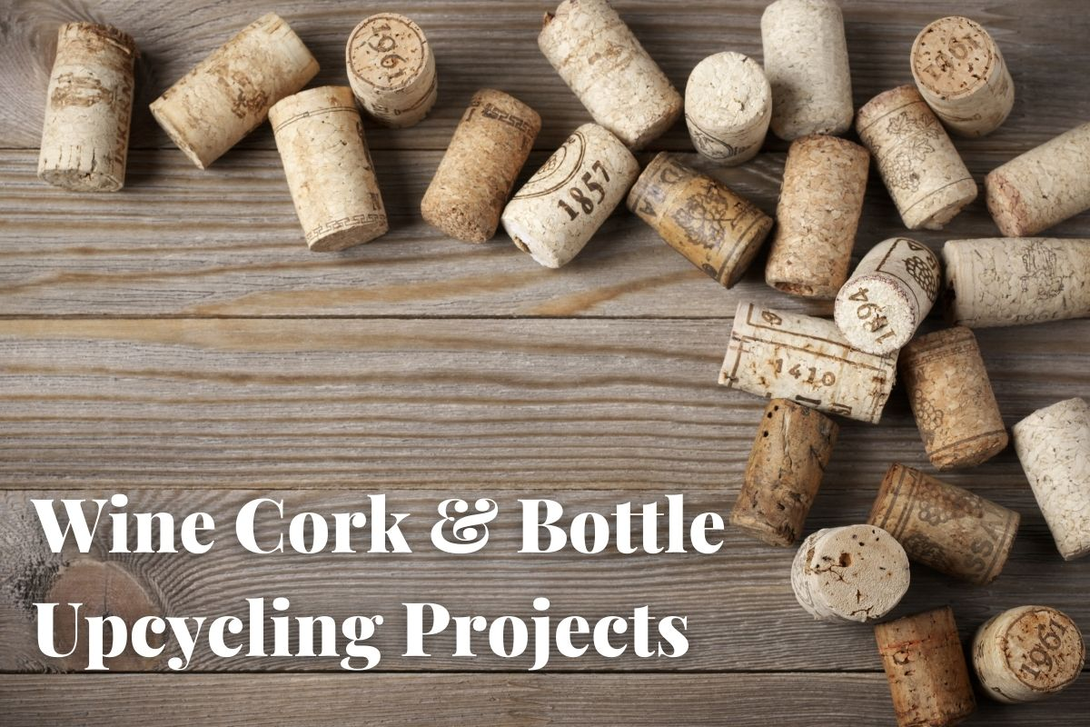 Wine DIY List for Earth Day