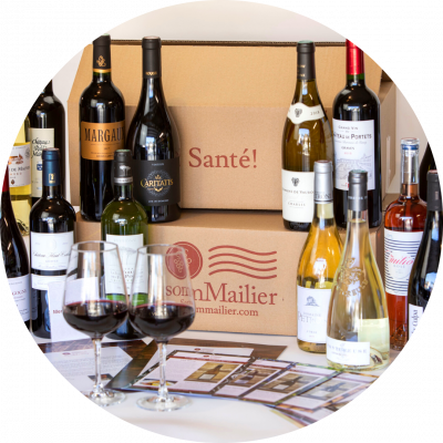 Join Sommailier French Wine Club