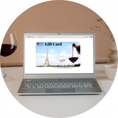 Buy a Gift Card for French Wine