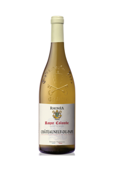 CHATEAUNEUF DU PAPE BLANC ROQUE COLOMBE